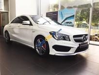 Cần bán lại xe Mercedes CLA45 AMG năm 2015, màu trắng, nhập khẩu chính hãng