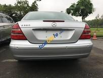 Cần bán Mercedes E280 đời 2006, màu bạc, xe nhập, giá tốt