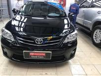 Cần bán Toyota Corolla altis 1.8AT đời 2011, màu đen