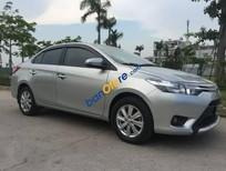 Bán ô tô Toyota Vios 1.5E đời 2015, màu bạc còn mới, 480 triệu