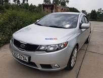 Cần bán lại xe Kia Forte SLi đời 2009, màu bạc, nhập khẩu chính hãng, số tự động, 430tr