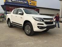 Cần bán Chevrolet Colorado Hight Country 2.8 cao cấp 2017, màu trắng, nhập khẩu tại Cao Bằng