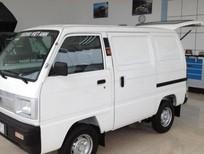 Bán ô tô tải cóc Suzuki Carry Van, xe bán tải nhẹ Suzuki 2017 nhận xe ngay