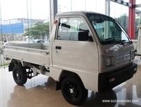 Bán xe Suzuki Carry Truck 2017, màu trắng giá rẻ nhất tại Cầu Giấy, Hà Nội