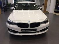 Bán xe BMW 320i Gran Turismo 2017, màu trắng, nhập khẩu chính hãng