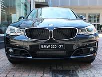 Bán xe BMW 320i Gran Turismo 2017, màu đen, nhập khẩu chính hãng