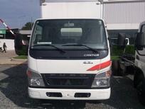 Xe tải Canter 4.7 LW thùng Composite (2 tấn)