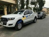 Chính chủ bán xe Ford Ranger MT đời 2016, màu trắng