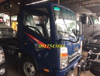 Xe tải JAC 3.45T phiên bản cao cấp Cabin Isuzu