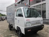 Xe tải Suzuki 500kg thùng kín đóng theo nhu cầu