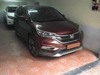 Cần bán Honda CR V 2.4 đời 2017, màu đỏ