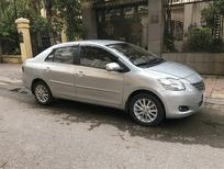Bán Toyota Vios E đời 2011, màu bạc, chính chủ