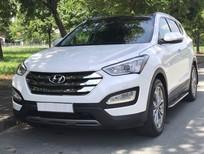 Bán xe Hyundai Santa Fe đời 2017, màu trắng, xe nhập, số tự động