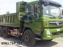 Bán xe ben DongFeng 7T8(7800kg) mới 2 cầu. Xe ben Đông Phong 7T8 mới, xe ben Trường Giang 7T8 - 7.8T -7 tấn 8 - 7800Kg