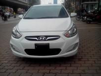 Cần bán xe Hyundai Accent đời 2013, màu trắng, xe nhập, số tự động