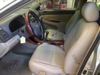 Bán xe Camry 2.4G 2005, số sàn