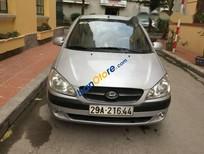 Cần bán xe Hyundai Getz sản xuất năm 2010, đăng ký 2011 bản đủ