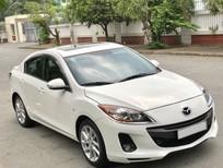 Bán Mazda 3 full option số tự động, màu trắng 2012