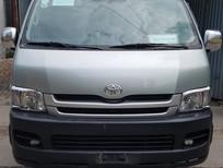 Bán ô tô Toyota Hiace 2010, 16 chỗ, máy dầu