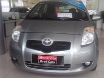 Bán xe Toyota Yaris 1.3AT 2007, màu xám, nhập khẩu chính hãng