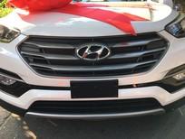 Hyundai Santafe 2.4AT Full 2017 - Khuyến mãi cực khủng