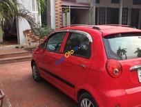 Cần bán lại xe Chevrolet Spark năm 2010 màu đỏ, 150 triệu, xe nhập