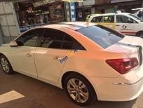 Cần bán gấp Chevrolet Cruze LTZ 2016, màu trắng số tự động