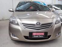Cần bán Toyota Yaris 1.3 số sàn 2007, màu kem, xe nhập