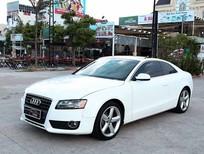 Bán xe Audi A5 coupe đời 2010, màu trắng, nhập khẩu chính hãng