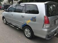 Bán xe Toyota Innova G đời 2009, xe gia đình, nguyên bản