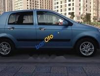 Gia đình bán xe Huyndai Getz 2009, màu xanh