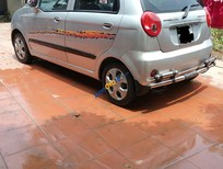 Cần bán xe Chevrolet Spark đời 2009, màu bạc