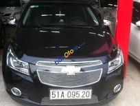 Cần bán Chevrolet Cruze 1.8 LTZ sản xuất 2011, màu đen, giá chỉ 485 triệu