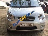 Chính chủ bán xe Kia Morning MT đời 2008, màu bạc