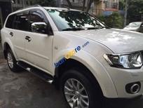 Cần bán Mitsubishi Pajero Sport 3.0AT 2012, máy xăng, bản full