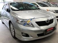 Cần bán Toyota Altis đời 2009 màu bạc, hỗ trợ trả góp