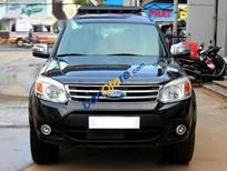 Bán Ford Everest 2.5MT sản xuất năm 2013, màu đen, số sàn, lắp ráp trong nước, đăng ký tên công ty lần đầu 10/2013