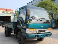 Thái Bình bán xe 1.5 tấn Chiến Thắng, tấn rưỡi, thùng 3.7 mét, giá 249 triệu