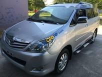 Gia đình cần bán xe Toyota Innova G rin, đời 2010