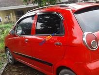 Chính chủ cần bán xe Chevrolet Spark 5 chỗ đời 2009, màu đỏ, xe gia đình