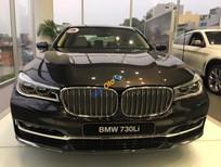 Bán BMW 7 Series 730Li đời 2017, màu đen, nhập khẩu chính hãng