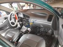 Bán xe Deawoo Lanos SX năm 2003, màu xanh