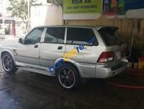 Nhượng lại xe Ssangyong Musso sản xuất 2001, màu bạc