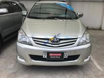 Cần bán xe Toyota Innova G đời 2007, màu bạc