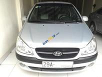 Bán Hyundai Getz sản xuất 2010, màu bạc, nhập khẩu, giá tốt