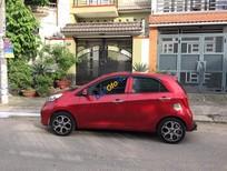 Bán ô tô Kia Morning S đời 2015, màu đỏ, giá chỉ 356 triệu