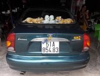 Cần bán lại xe Daewoo Lanos SX sản xuất năm 2003, màu xanh lam, giá 130tr