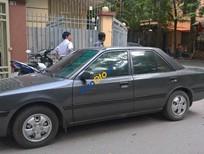 Cần bán xe Mazda 323 đời 1996, màu xám