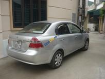 Bán Daewoo Gentra đời 2011, màu bạc còn mới, giá chỉ 268 triệu