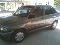 Bán xe Kia Pride đời 1995, màu xám (ghi)